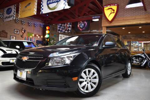 2011 Chevrolet Cruze for sale at Chicago Cars US in Summit IL
