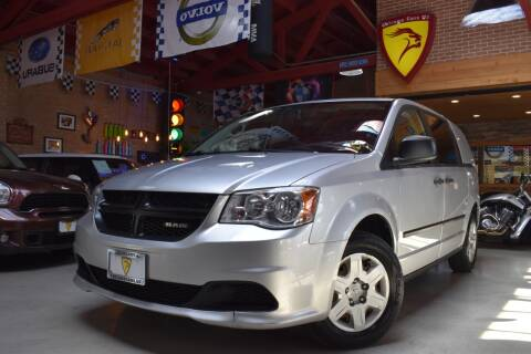 2012 RAM C/V for sale at Chicago Cars US in Summit IL