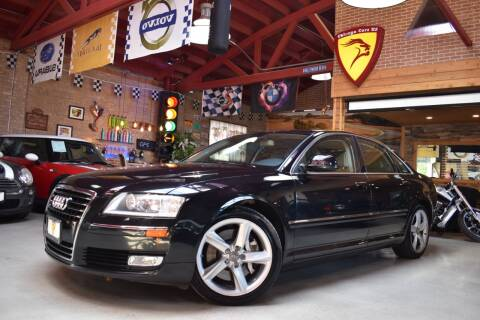 2008 Audi A8 for sale at Chicago Cars US in Summit IL