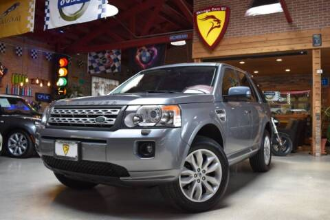 2012 Land Rover LR2 for sale at Chicago Cars US in Summit IL