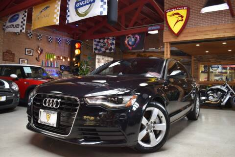 2012 Audi A6 for sale at Chicago Cars US in Summit IL