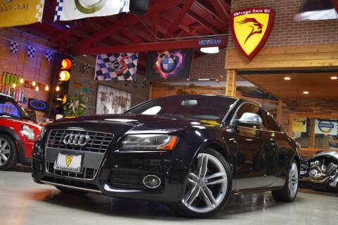 2009 Audi S5 for sale at Chicago Cars US in Summit IL