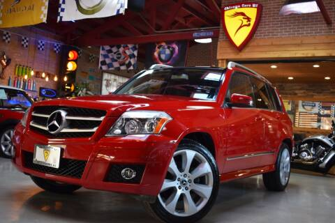 2010 Mercedes-Benz GLK for sale at Chicago Cars US in Summit IL