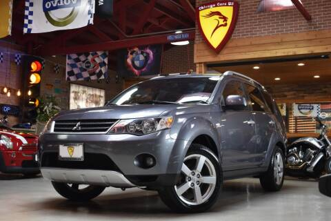 2008 Mitsubishi Outlander for sale at Chicago Cars US in Summit IL