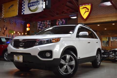 2012 Kia Sorento for sale at Chicago Cars US in Summit IL