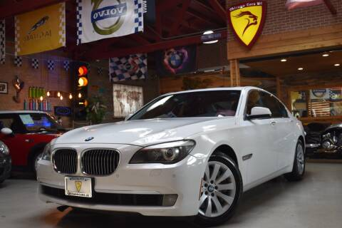 2009 BMW 7 Series for sale at Chicago Cars US in Summit IL