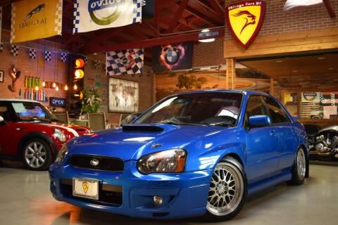 2005 Subaru Impreza for sale at Chicago Cars US in Summit IL