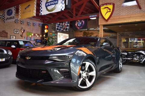 2018 Chevrolet Camaro for sale at Chicago Cars US in Summit IL