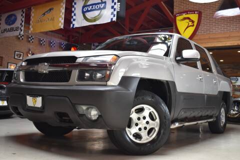 2004 Chevrolet Avalanche for sale at Chicago Cars US in Summit IL