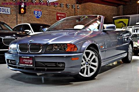 2002 BMW 3 Series for sale at Chicago Cars US in Summit IL