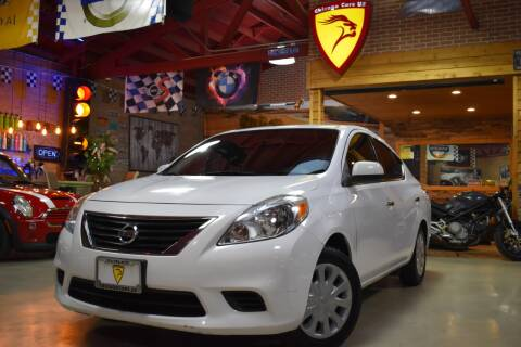2014 Nissan Versa for sale at Chicago Cars US in Summit IL