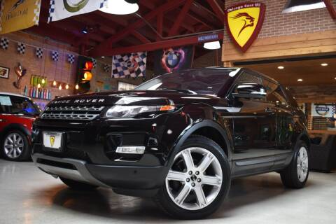 2012 Land Rover Range Rover Evoque for sale at Chicago Cars US in Summit IL