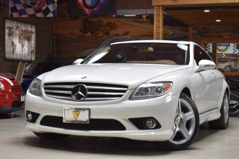 2008 Mercedes-Benz CL-Class for sale at Chicago Cars US in Summit IL