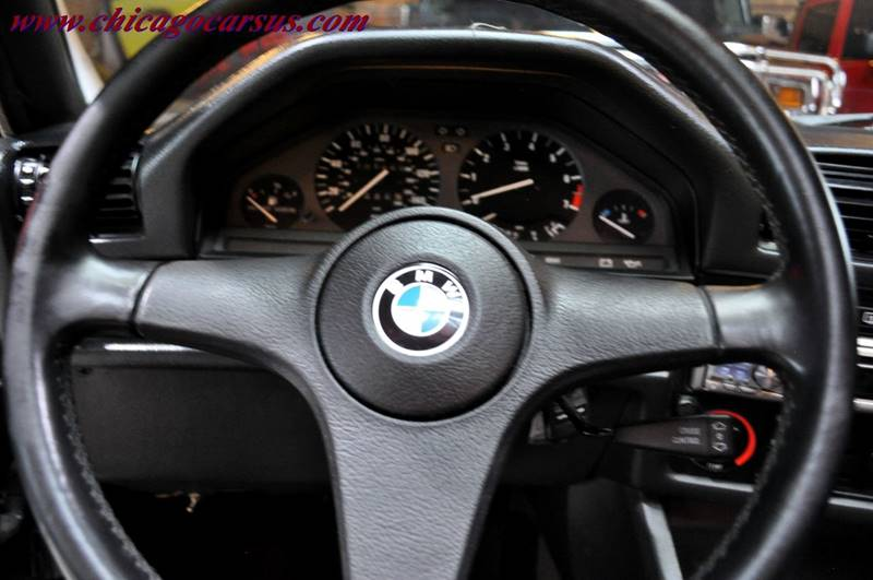 Bmw Series I Dr Convertible In Summit IL Chicago Cars US - Bmw 325i steering wheel