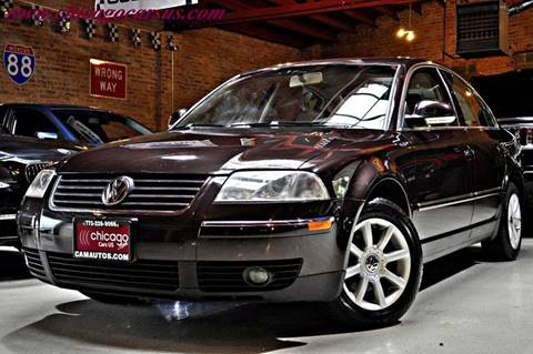 2004 Volkswagen Passat for sale at Chicago Cars US in Summit IL