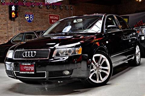 2005 Audi A4 for sale at Chicago Cars US in Summit IL