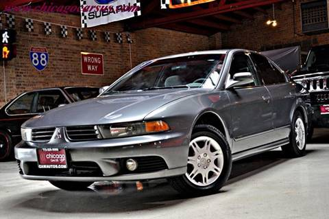 2003 Mitsubishi Galant for sale at Chicago Cars US in Summit IL
