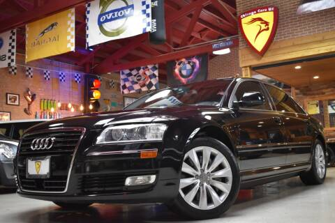 2010 Audi A8 L for sale at Chicago Cars US in Summit IL
