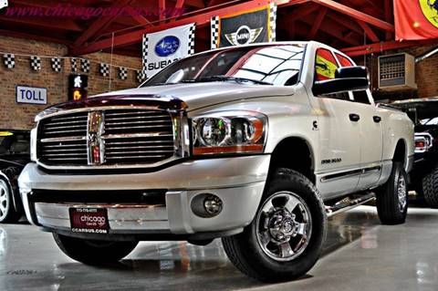 2006 Dodge Ram Pickup 3500 for sale at Chicago Cars US in Summit IL