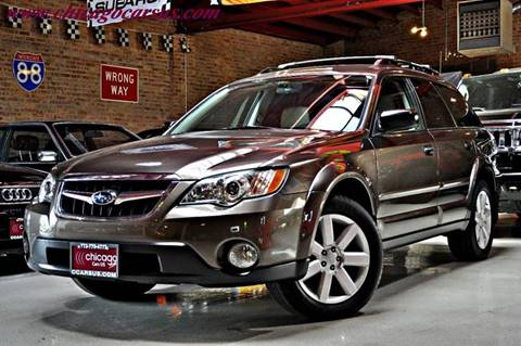 2008 Subaru Outback for sale at Chicago Cars US in Summit IL