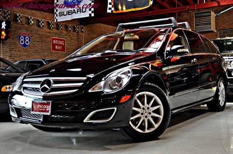 2007 Mercedes-Benz R-Class for sale at Chicago Cars US in Summit IL