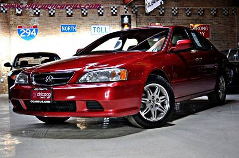 2000 Acura TL for sale at Chicago Cars US in Summit IL