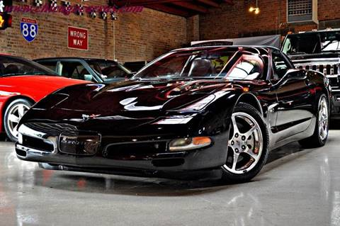 2000 Chevrolet Corvette for sale at Chicago Cars US in Summit IL