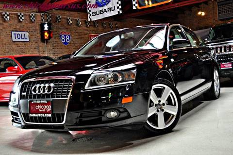 2008 Audi A6 for sale at Chicago Cars US in Summit IL