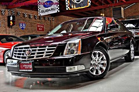 2009 Cadillac DTS for sale at Chicago Cars US in Summit IL