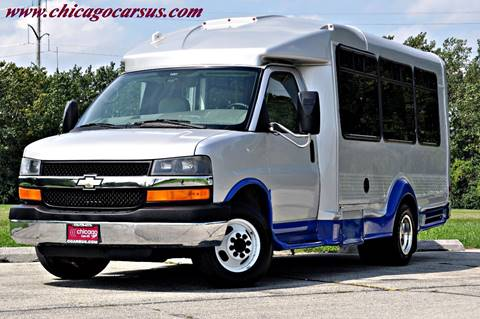 2007 Chevrolet G3500 for sale at Chicago Cars US in Summit IL