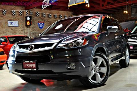 2007 Acura RDX for sale at Chicago Cars US in Summit IL