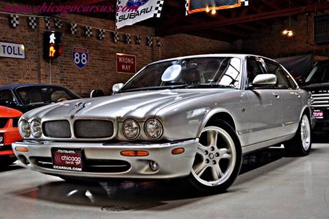 1999 Jaguar XJR for sale at Chicago Cars US in Summit IL