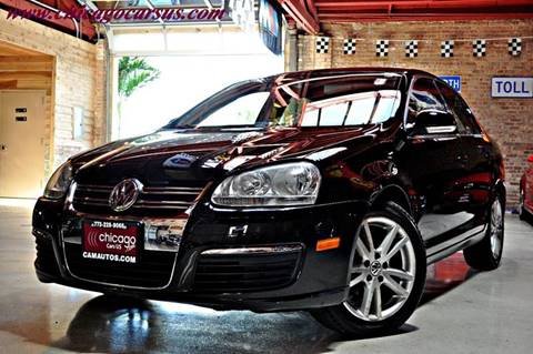 2006 Volkswagen Jetta for sale at Chicago Cars US in Summit IL