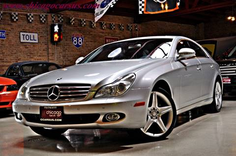 2006 Mercedes-Benz CLS for sale at Chicago Cars US in Summit IL