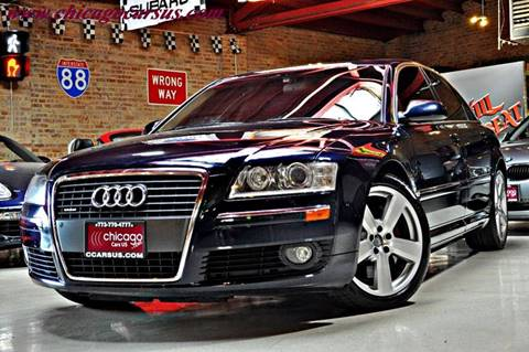 2007 Audi A8 for sale at Chicago Cars US in Summit IL