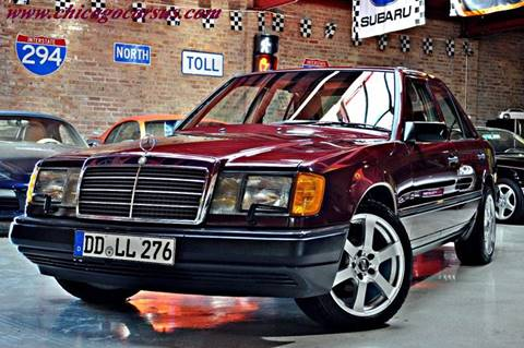 1988 Mercedes-Benz 300-Class for sale at Chicago Cars US in Summit IL