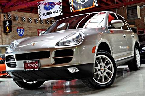 2004 Porsche Cayenne for sale at Chicago Cars US in Summit IL