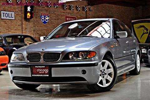 2005 BMW 3 Series for sale at Chicago Cars US in Summit IL