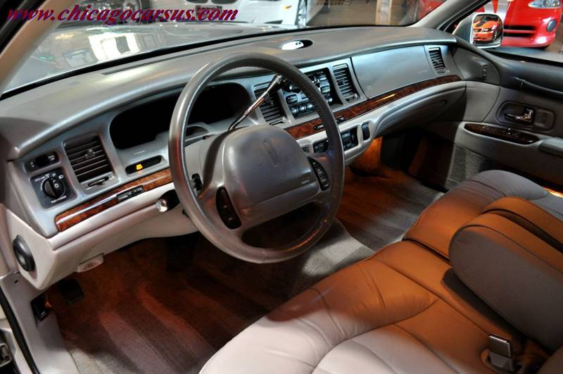 1997 Lincoln Town Car Executive 4dr Sedan In Summit Il Chicago Cars Us