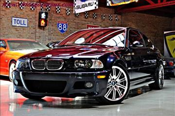 2006 BMW M3 for sale at Chicago Cars US in Summit IL