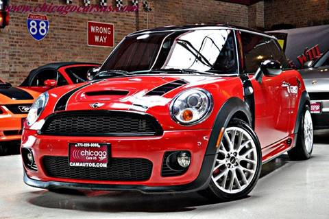 2009 MINI Cooper for sale at Chicago Cars US in Summit IL