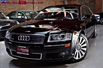 2005 Audi A8 L for sale at Chicago Cars US in Summit IL
