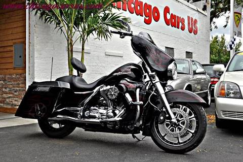 2008 Harley-Davidson Street Glide for sale at Chicago Cars US in Summit IL