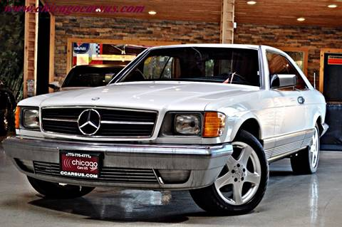 1985 Mercedes-Benz 500-Class for sale in Summit, IL