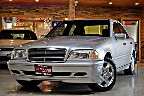 2000 Mercedes-Benz C-Class for sale at Chicago Cars US in Summit IL