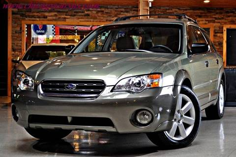 2007 Subaru Outback for sale at Chicago Cars US in Summit IL