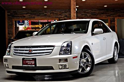 2006 Cadillac STS for sale at Chicago Cars US in Summit IL