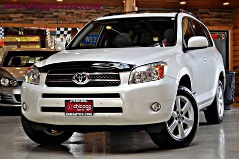 2008 Toyota RAV4 for sale at Chicago Cars US in Summit IL