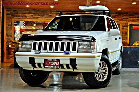 1995 Jeep Grand Cherokee for sale at Chicago Cars US in Summit IL