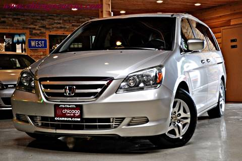 2007 Honda Odyssey for sale at Chicago Cars US in Summit IL